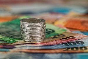 money coins debt free