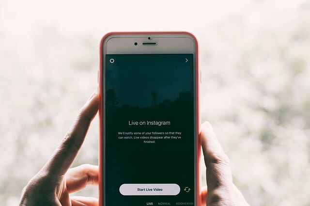 gain instagram followers business trying live videos