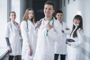 handling medical school admission interview