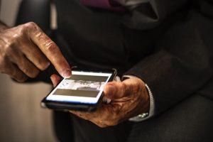 using mobile app questions ask having fundraising platform