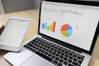 business charts e fulfillment popular trends