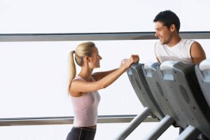 managing a fitness club