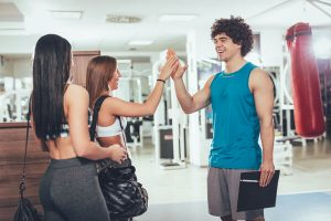 tips scale gym business