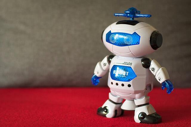 toy robot autism